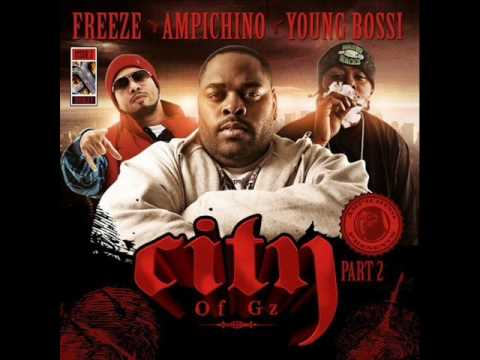 Ampichino, Freeze And Young Bossi - Little Homie