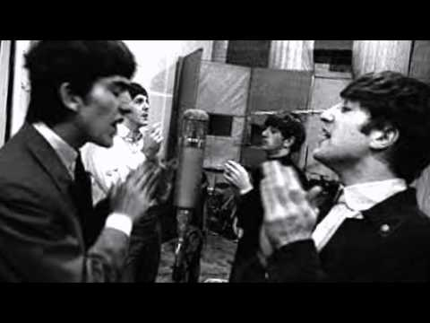 THINK FOR YOURSELF overdub session Beatles