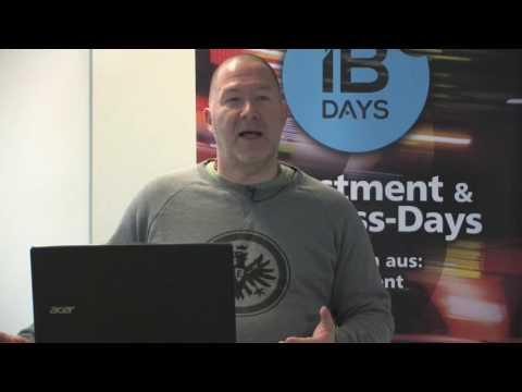 Trading Coach Oli - IB Days 4  Teil 1 von 4 des Ganztageschannels