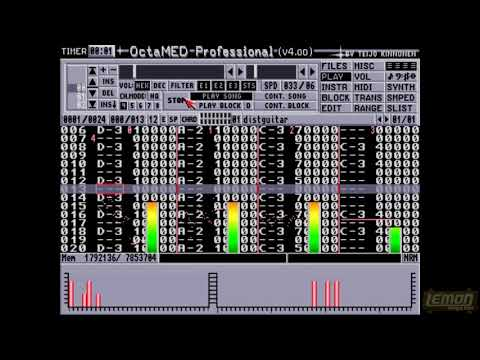 Free Download! - Amiga Classic Chart Hits In Amiga MOD Format