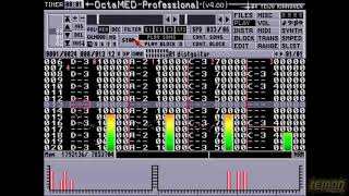 Classic 90s Chart Hits in Amiga Module Format - Free Download