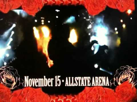 Guns N' Roses Tour Commercial Chicago
