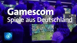 Gamescom -  Deutsche Firmen profitieren kaum vom Gaming-Boom