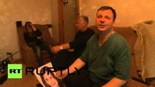 Ukraine: Relatives say innocent woman shot by sniper