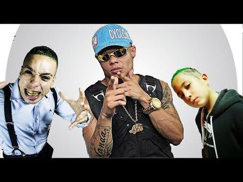 MC Kauan MC Lan e MC David Rimando no Camarim