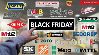 Black Friday / Cyber Monday Tool Deals 2019