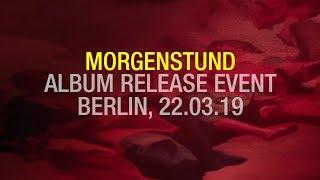 """SCHILLER: """"Morgenstund"""" Release Event"""