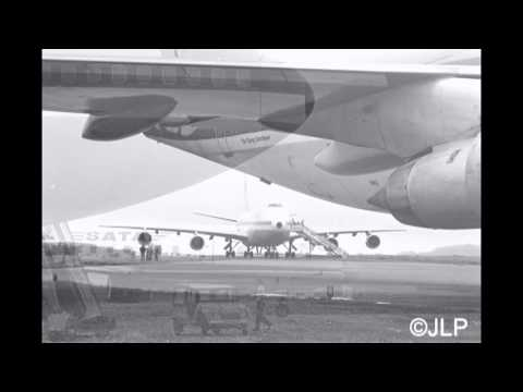 Latest photos just before Tenerife 1977 accident [HD]