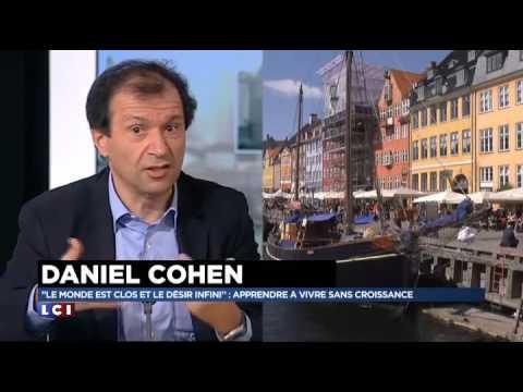 Daniel Cohen Apprendre à vivre sans croissance