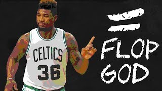 Marcus Smart is the Flop God