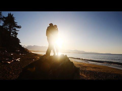 ROMANTIC BEACH DATE 💃 - Dungeness Spit