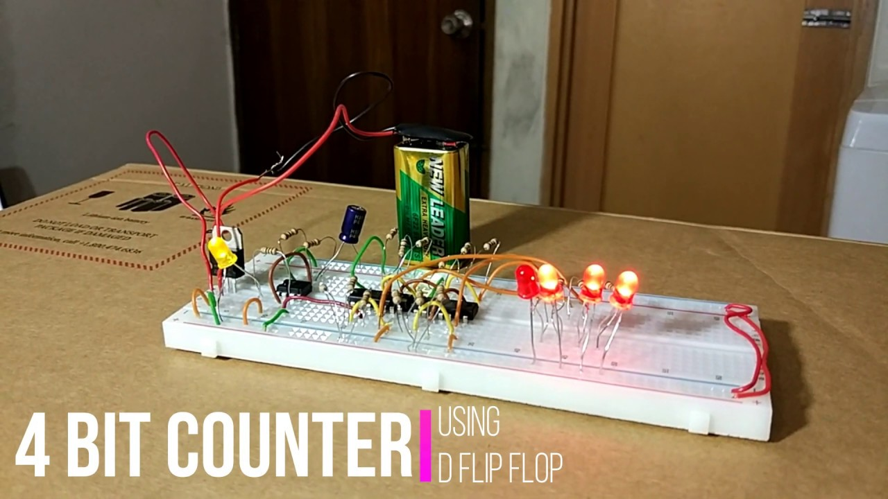 Electronic Circuit Design For Project