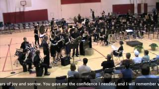 Indian Creek High School Band, Senior Song 2012