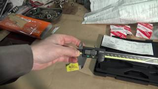 Peter Finn recommends Mitutoyo Digimatic caliber tool
