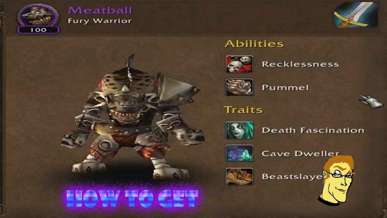 Wow Wod How To Get Meatball Garrison Follower Guide