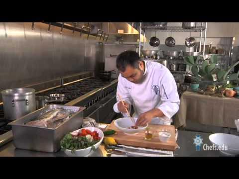 Paul Qui Shares His Crudo Recipe