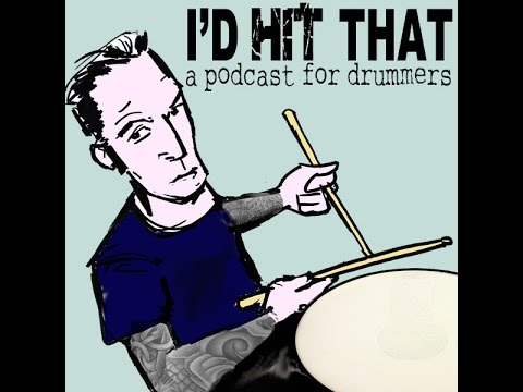 JoJo Mayer Interview from the I'd Hit That Podcast FULL