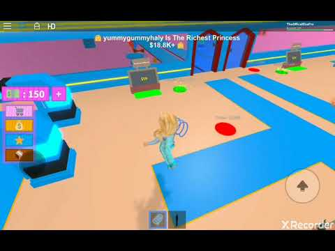 The 2 Player Princess Tycoon Roblox Youtube