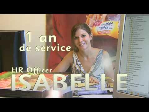 Isabelle HR - Officer (FR)