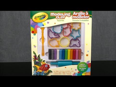 Crayola Modeling Clay & Tool Kit from Crayola