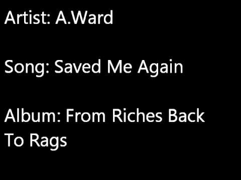Saved Me by A.Ward Seed of God song of the week 3-2-2011