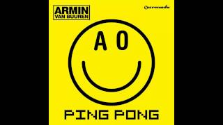 Armin van Buuren - Ping Pong (Original Mix) (HQ)