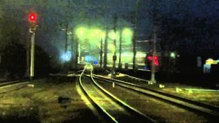Два сразу одновременно Скоростных поезда САПСАН 200 Km-h Ст. Тосно Окт.ж.д.