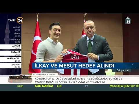 Selim Atalay ile Dünya Hali (21 Mayıs 2018)
