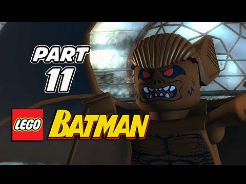 LEGO Batman Gameplay Walkthrough Part 11 - Zoo (Let's Play ...