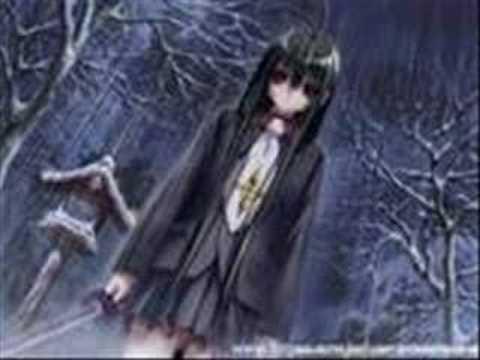 Anime girls   Stand In The Rain   YouTube