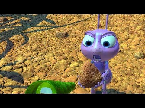 A Bug's Life 1998 Movie  Kevin Spacey, Dave Foley & Julia LouisDreyfus