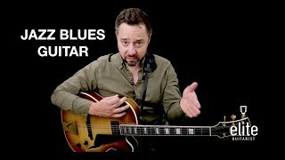 Blues Jazz Guitar - Learn to P…