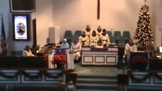 "11/29/2015 - First Sunday of Advent - ""Just Thirteen"" by Pastor D"