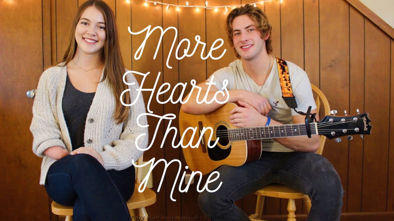 Ingrid Andress - More Hearts Than Mine Cover