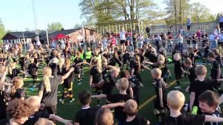 Fotbollsfest på Älta IP
