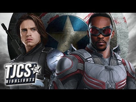 Captain America Mantel Focus Of Falcon And Winter Soldier Show