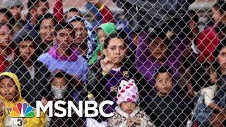 Noah Rothman On Immigration: The Donald Trump Admin Has A Credibility Gap | Velshi & Ruhle | MSNBC