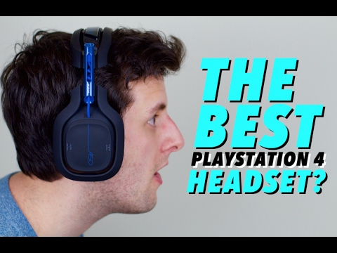The Best Premium Wireless PS4 Headset?! Astro A50s 3rd Generation Review & Unboxing