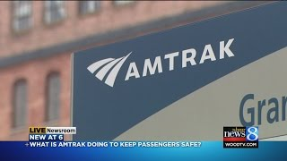 Security measures Amtrak uses to keep riders safe