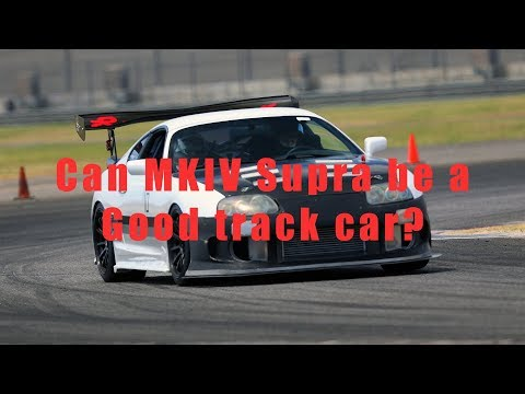 Can Supra be a good track car?