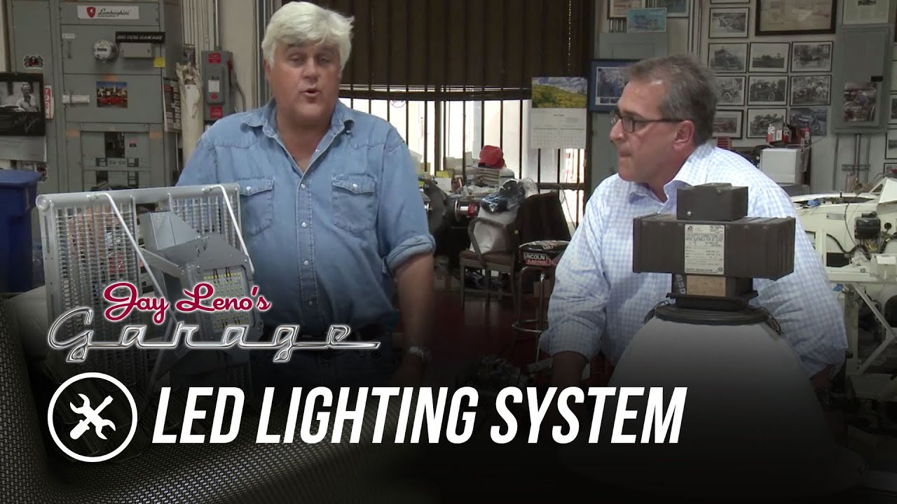 Led Lighting System Jay Leno S Garage