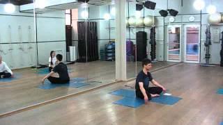 Универсальная Йога. Тренировка 4 Мандала