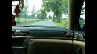 Lancia Thesis 2.4JTD Drive