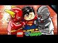 LEGO DC Super Villains Part 18 Man To Mantis Mantis Boss Battle mp3