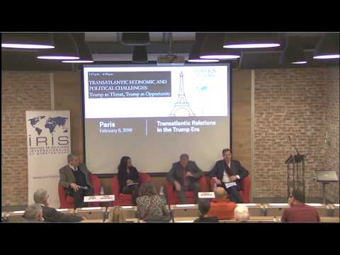 FOREIGN AFFAIRS ON THE ROAD: Transatlantic Relations in the Trump Era