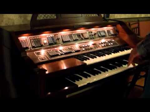 Crazy Fun Machine - Baldwin organ is possessed!