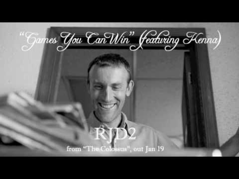 "rjd2-""Games You Can Win"" featuring Kenna.mov"