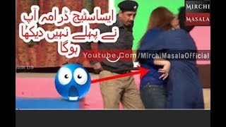 Sarfraz Vicky Nonstop Comedy Clips 2018 - Pakistani Stage Dramas Most Funny Scenes