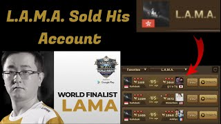 Download Mp3 Summoners War L.a.m.a. Sold His Account