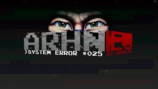 System Error #025: Przypadkowe sekrety